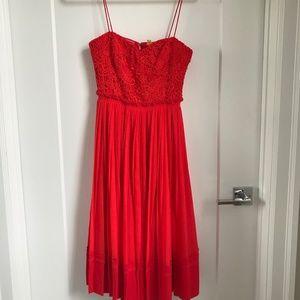 Cynthia Steffe Red Dress
